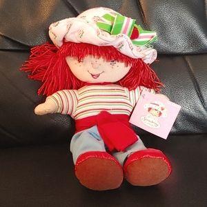 BOGO🌺NWT🌺2004 Strawberry Shortcake Plush Doll
